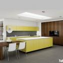 Tủ bếp gỗ công nghiệp – TVN650