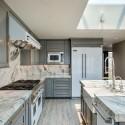 Tủ bếp gỗ tự nhiên – TVN1036