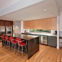 Tủ bếp gỗ công nghiệp – TVN778