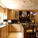 Tủ bếp gỗ tự nhiên – TVN802