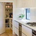 Tủ bếp gỗ công nghiệp – TVN589