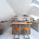 Tủ bếp gỗ tự nhiên  – TVN1182