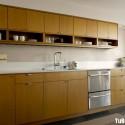 Tủ bếp gỗ công nghiệp – TVN1144
