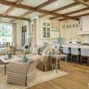 Nội thất Tủ Bếp   Tủ bếp gỗ tự nhiên– TVN332