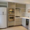 Tủ bếp gỗ MDF Acrylic – TVB503
