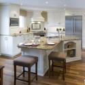 Nội thất Tủ Bếp   Tủ bếp gỗ tự nhiên – TVN389