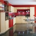 Tủ bếp Laminate   TVB689