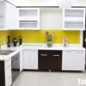 Tủ bếp Laminate TVB770