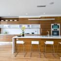 Nội thất Tủ Bếp   Tủ bếp gỗ công nghiệp – TVN433