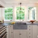 Nội thất Tủ Bếp   Tủ bếp gỗ tự nhiên– TVN309