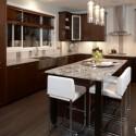 Tủ bếp gỗ công nghiệp – TVN1079