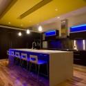 Tủ bếp gỗ công nghiệp – TVN859
