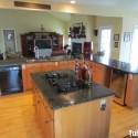 Nội thất Tủ Bếp   Tủ bếp gỗ tự nhiên – TVN339