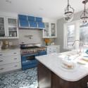 Tủ bếp gỗ tự nhiên – TVN764