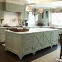 Tủ bếp gỗ tự nhiên – TVN597