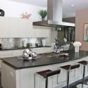 Nội thất Tủ Bếp   Tủ bếp gỗ công nghiệp – TVN464