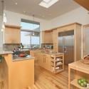 Tủ bếp gỗ công nghiệp – TVN864