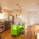 Tủ bếp gỗ công nghiệp – TVN1406