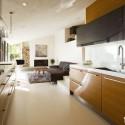 Tủ bếp gỗ công nghiệp – TVN969