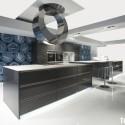 Tủ bếp gỗ công nghiệp – TVN806