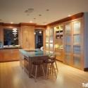 Tủ bếp gỗ tự nhiên – TVN846