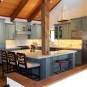 Tủ bếp gỗ tự nhiên – TVN919