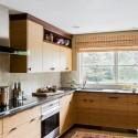Tủ bếp Laminate chữ L  TVB 1262
