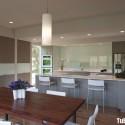Tủ bếp gỗ MDF Acrylic – TVB366