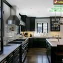 Tủ bếp gỗ tự nhiên – TVN953