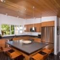 Tủ bếp gỗ công nghiệp – TVN1204