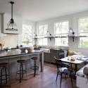 Nội thất Tủ Bếp   Tủ bếp gỗ tự nhiên – TVN442