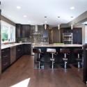 Tủ bếp gỗ công nghiệp – TVN481