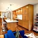 Tủ bếp gỗ công nghiệp – TVN1357
