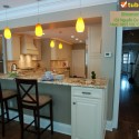 Tủ bếp gỗ tự nhiên – TVN947