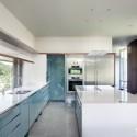 Tủ bếp gỗ công nghiệp – TVN553