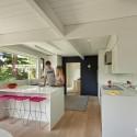 Tủ bếp gỗ công nghiệp – TVN1385