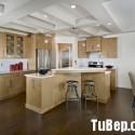 Tủ bếp gỗ công nghiệp – TVN1421