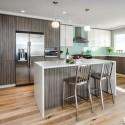 Tủ bếp gỗ công nghiệp – TVN1341