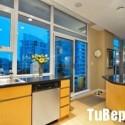 Tủ bếp gỗ công nghiệp – TVN1424