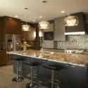 Tủ bếp gỗ tự nhiên – TVN701