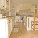 Nội thất Tủ Bếp   Tủ bếp gỗ tự nhiên – TVN394