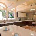 Tủ bếp gỗ MDF Acrylic – TVB606