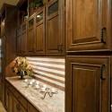 Nội thất Tủ Bếp   Tủ bếp gỗ tự nhiên – TVN428
