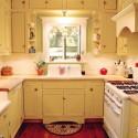 Tủ bếp gỗ tự nhiên – TVN1045