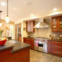 Tủ bếp gỗ tự nhiên – TVN915