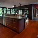 Tủ bếp gỗ công nghiệp – TVN683