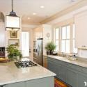 Nội thất Tủ Bếp   Tủ bếp gỗ tự nhiên – TVN410