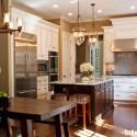 Tủ bếp gỗ tự nhiên – TVN479