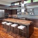 Tủ bếp gỗ công nghiệp – TVN703