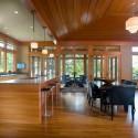 Tủ bếp gỗ công nghiệp – TVN524